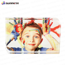 sublimation crystal photo Smooth Angel Square 100*150*20 mm
