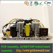 Asamblea del odm pcb Montaje del chip pcun mounter pcb para el tablero de tráfico