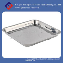 Magnetic Tray Stainless Steel Tray for Automotive