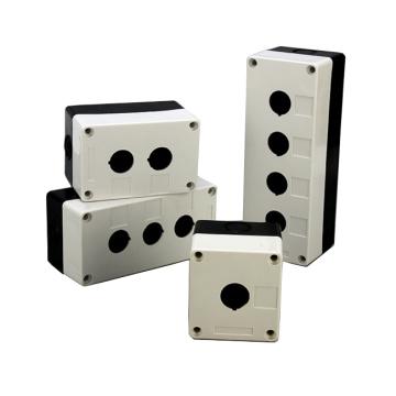 Caixa de Controle Vazia para Interruptor de Pressão XB2