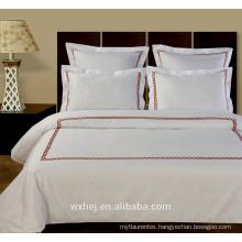 100% Cotton Luxury Hotel Bedding Set Duvet Cover,Comforter,Star Hotel Bedding
