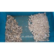China Máquina de clasificación de color de minerales de precio de fábrica con cámara CCD