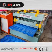 Dx Glazed Steel Tile Forming Machine