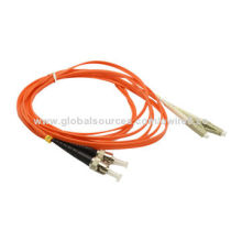 OM3 fiber optic patch cordNew