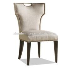 Chaise de restaurant moderne en bois de luxe XYN2628