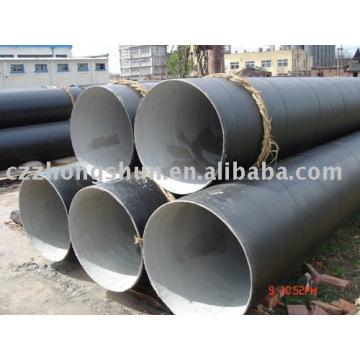 Tube en acier inoxydable à carbone API 5L 3PE