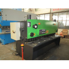 CNC Hydraulic Swing Beams Shearing Machine (QC11K)