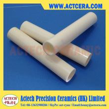 99% mecanizado del tubo de cerámica de alúmina de alta pureza de Al2O3/99.5%