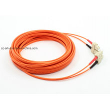 Волоконно-оптический кабель для многорежимных дуплексных патч-кордов