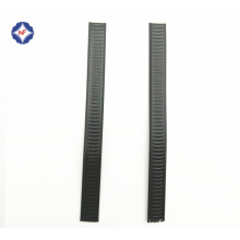 Double Wire Plastic Tin Tie with Adhesive
