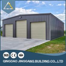 Construção e Design garagem de aço