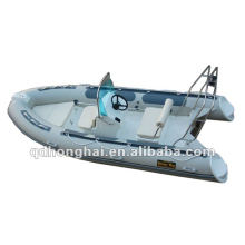 Top rib430 inflatable boat