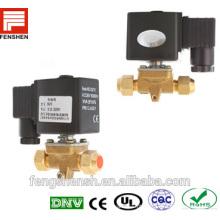 SV1.6, SV2, SV3 refrigerador e congelador e aquecedor solenóides de ação direta