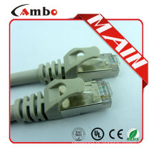 Cable blindado 568B rj45 cat8 sftp