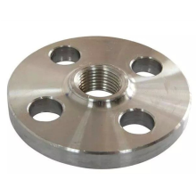 Aço carbono Forged gost Threaded Flange