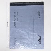 Wholesale Printed Logo Mailing Gray Bag