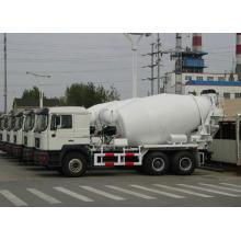 Betonmischer-LKW-Zement-LKW