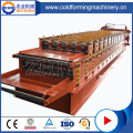 Double Decker Roofing Sheet Cold Forming Machine