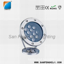 Underwater LED Light Pool High CRI 12W IP68 24V Projection