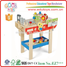 Brand New Little Carpenter's Building Set Wooden Toy Workbench for sale