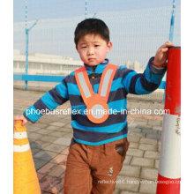 Children Reflective V Shaped Vest