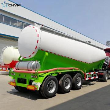 Fly Ash Bulker Powder Cement Tank Truck Trailer
