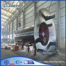 customized hydraulic overflow cylinder for TSHD dredger(USC9-004)