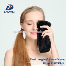 100% entfernen Sie Ihr Make-up mit Wasser nur Make-up Entfernung Handtuch