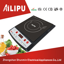 Home Appliance Induction Hobs with LED Display