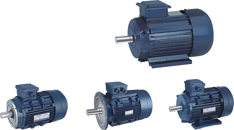 YS Series Three Changing Multi Speed Asynchronous Motor