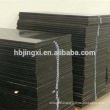 Black POM Plastic Sheet , POM Plate