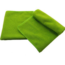 Microfiber Warp Knitted Fabric Cleaning Car Towels