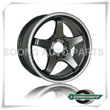 "15"" High Quality Alloy Aluminum Car Wheel Alloy Car Rims"