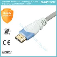 Cable de alta velocidad V1.4 1080P HDMI para computadora DVD HDTV