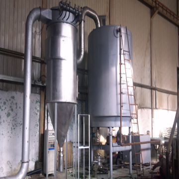 continous plate dryer for paste slurry material