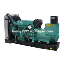 Electric Start 400kVA Silent Diesel Genset Switchboard