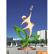 2016 New Art Spirit Urban Statue Outdoor