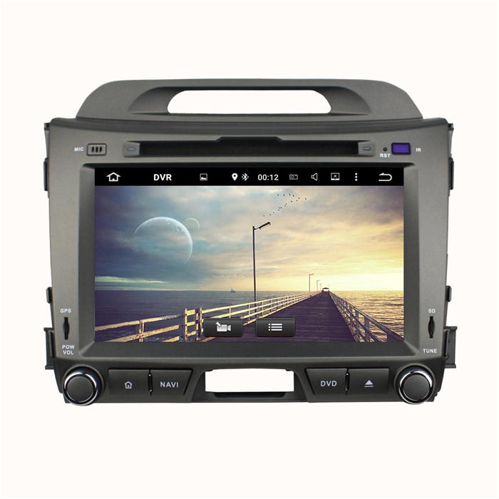 ANDROID CAR VIDEO FOR KIA SPORTAGE 2010