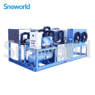 Machine de fabrication de glace en blocs clairs Snoworld