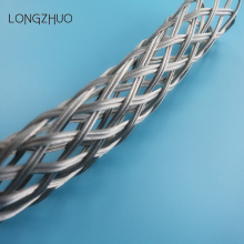 Multi Weave Galvanized Steel Fiber Cable Grips