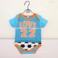 Top vente bébé Onesie bébé Sports Style imprimé barboteuse bébé garçon combinaisons