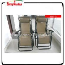 2013 NUEVO ESTILO silla al aire libre del recliner de la gravedad cero