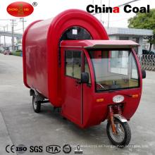 Shandong suministra un práctico camión de comida