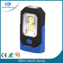 1LED 2COB Luz de trabajo flexible Mini Led
