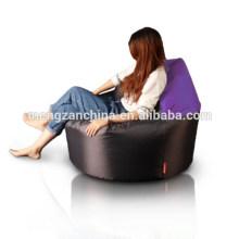 Nuevas sillas del bolso de la haba de la alta calidad del bolso de haba del otomano de la llegada