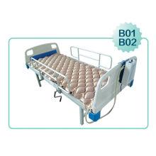Supercare für Einzelpersonen mit abwechselnd Welligkeit Matratze Liege Matratze APP-B01