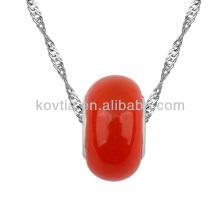 Поощрение Индии моды кошка камень ювелирные изделия дешевые ожерелье