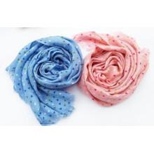 El nuevo estilo embroma la bufanda impresa kutuke