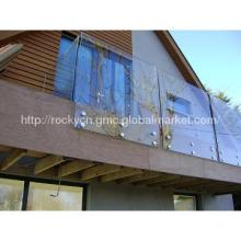12mm balcony Glass with EN12150