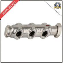 Ss collecteur adapté aux besoins du client pour le séparateur d'eau de chauffage par le sol (YZF-AM156)